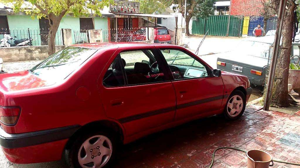 Vendo O Permuto Peugeot 306 con Gnc
