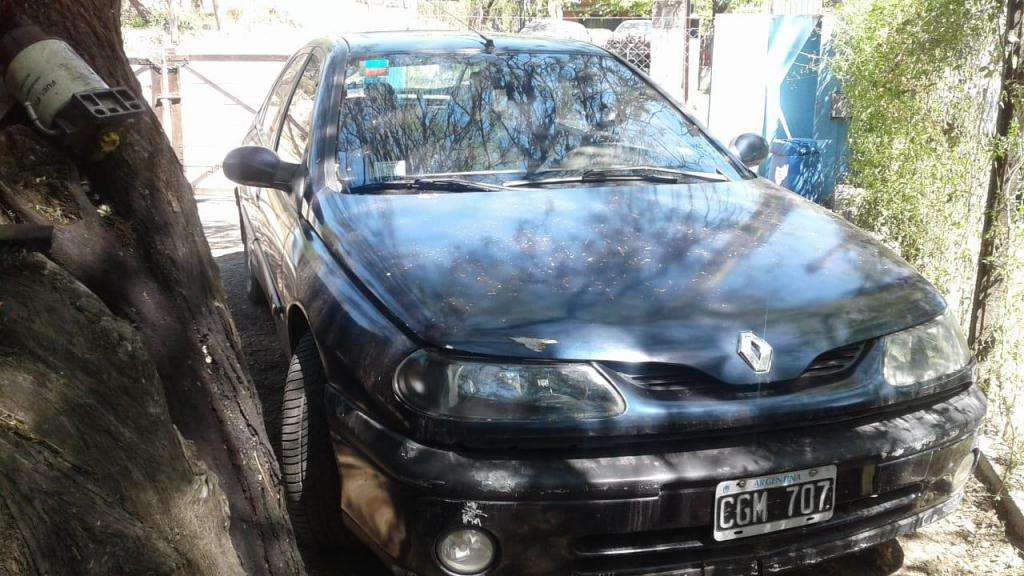 Renault laguna motor V6