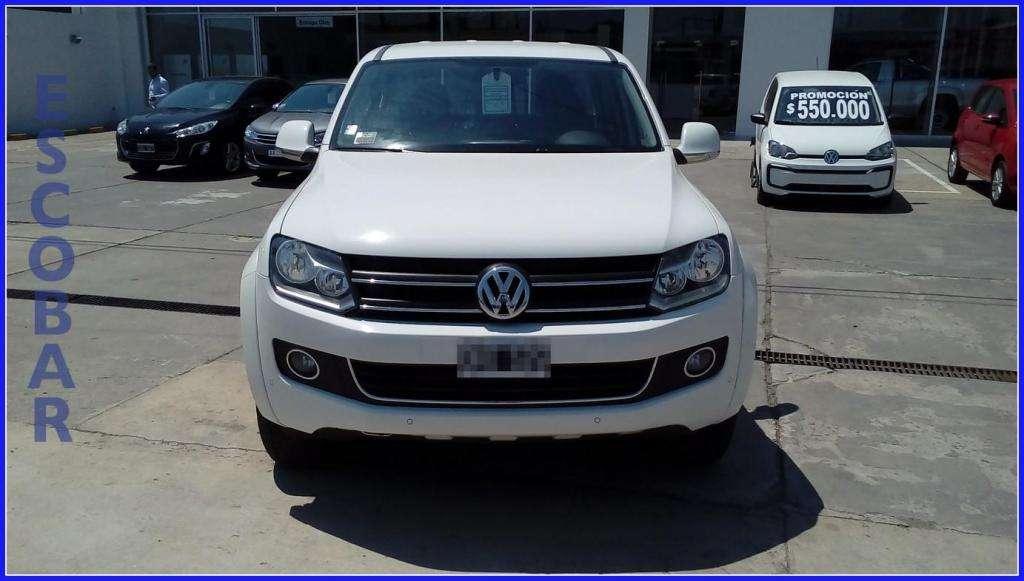 Volkswagen Amarok 2.0l tdi highline 180cv 4x4