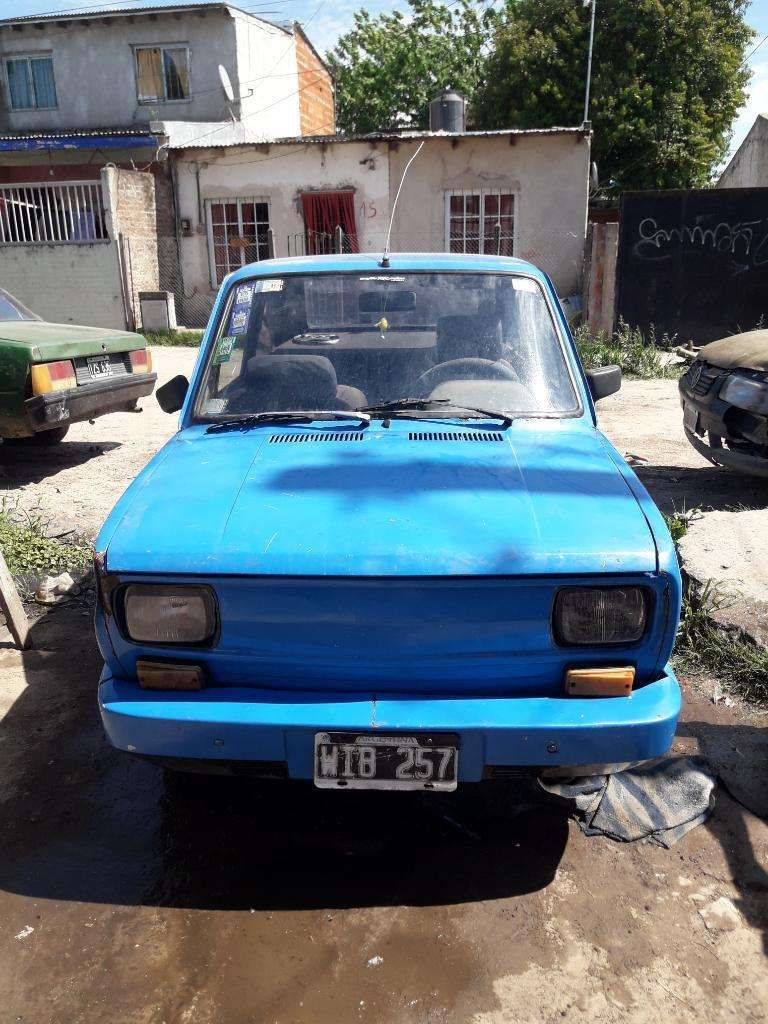 Fiat 133 Gnc