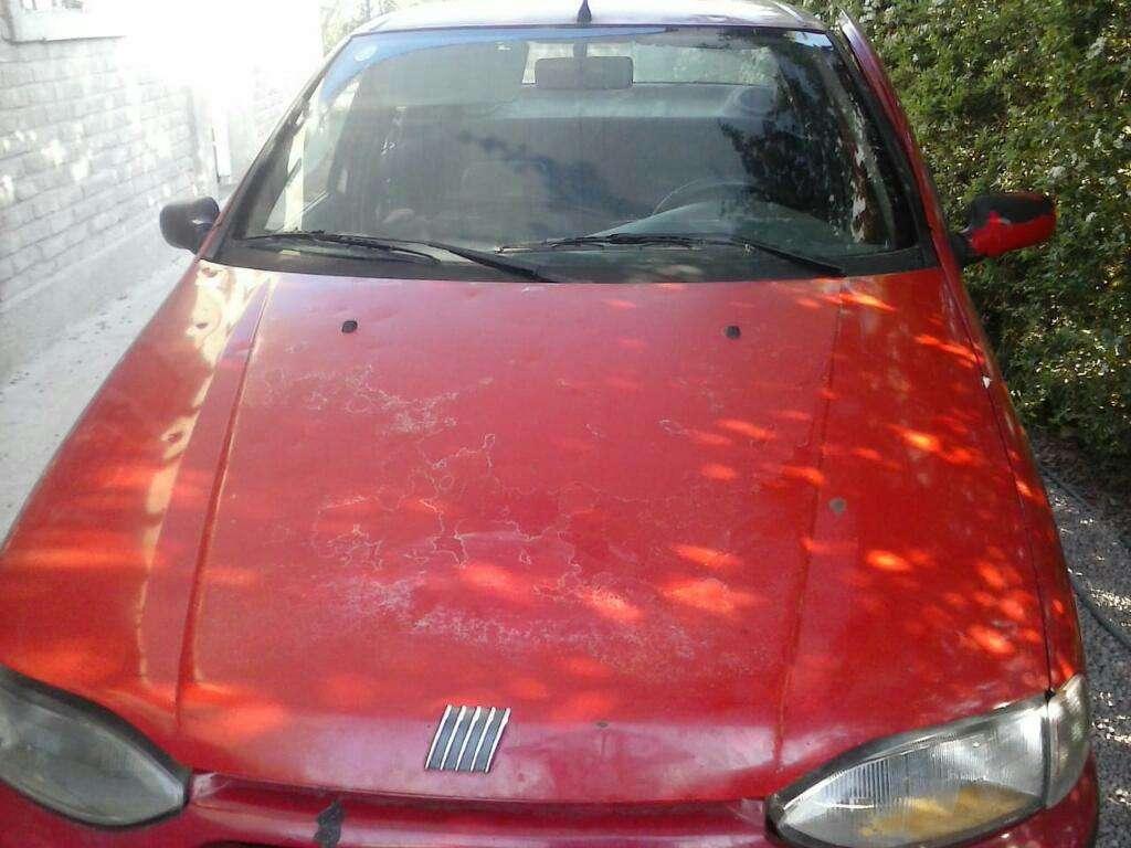 Vendo Fiat Siena Modelo  Diesel