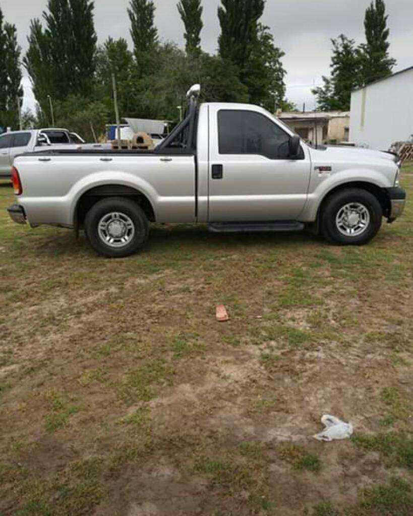 Vendo Ford F100 Duty Cabina Simple Xlt