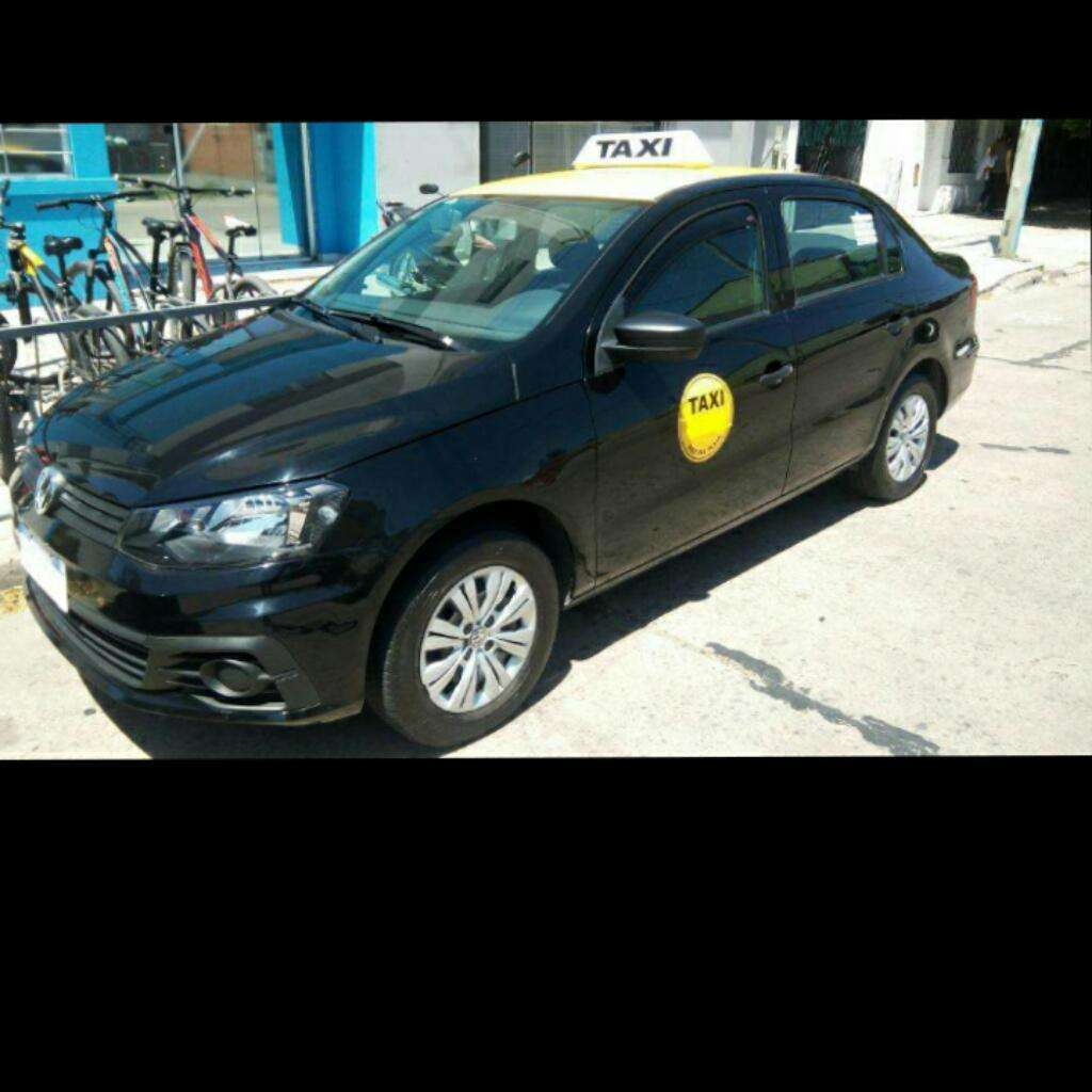 Vendo Vw Voyage Taxi Mar Del Plata