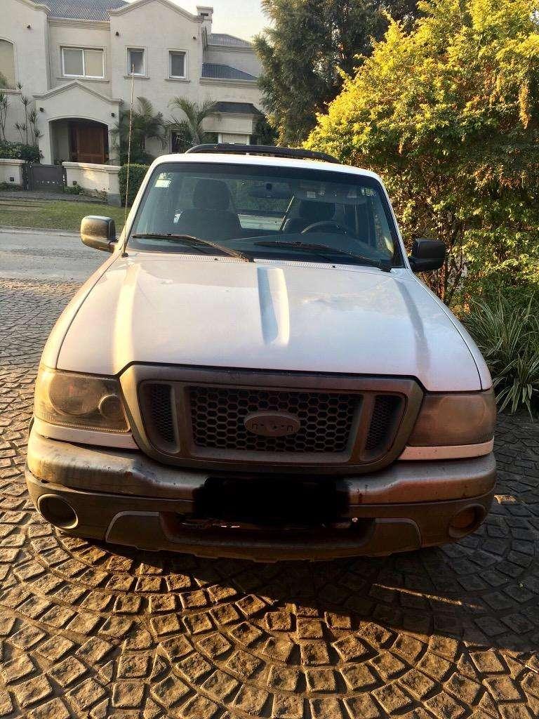 Vendo Camioneta Ford Ranger Cabina Simpl