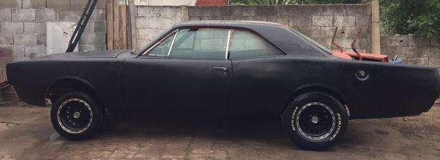 Dodge Gtx Proyecto