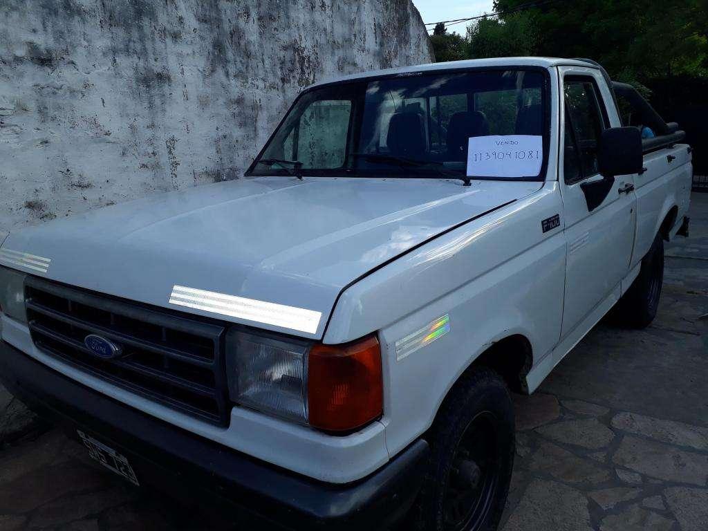 Ford f100 mwm