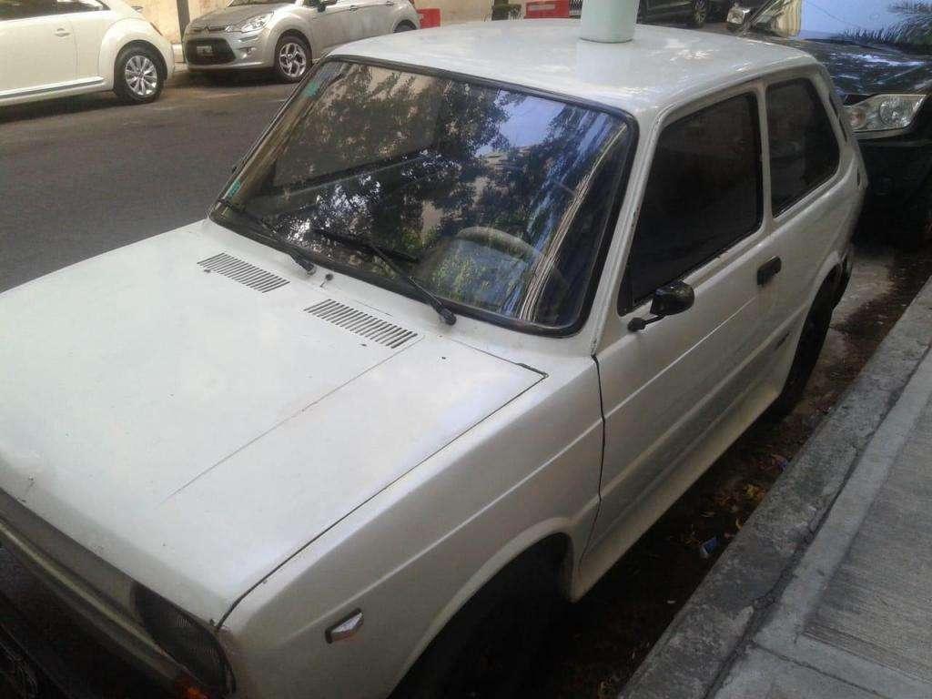 Vendo Fiat 133 mod 82 top