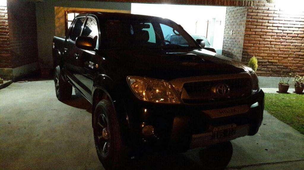 Toyota Hilux Sr x4